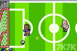 《热血足球大战》游戏画面2