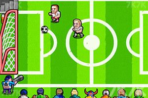 《热血足球大战》游戏画面1