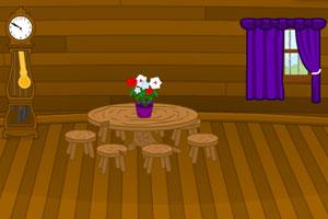 《逃出木房子》游戏画面1