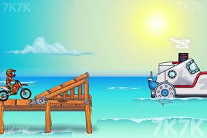 《摩托障碍挑战3》游戏画面4