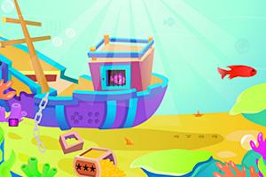 《鲷鱼逃脱》游戏画面1
