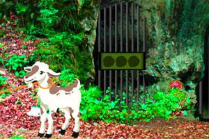 《解救小羊》游戏画面1