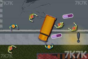 《逃离丧尸城》游戏画面2