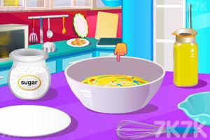 《中秋节做月饼》游戏画面2