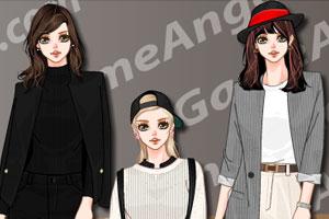 《韩国女生约会装》游戏画面1