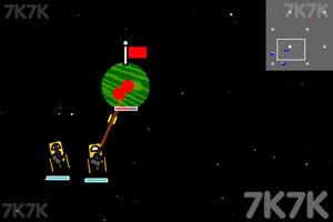 《银河入侵者中文版》游戏画面2