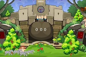 《大象洞穴逃生》游戏画面1