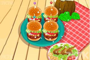 《简单的迷你汉堡》截图2