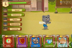 《森林动物运动会》游戏画面1
