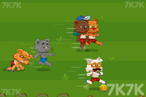 《森林动物运动会》游戏画面6