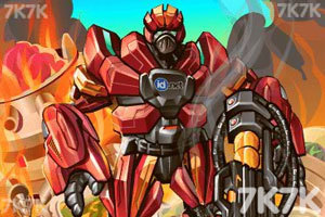 《狂暴重装机甲无敌版》游戏画面1