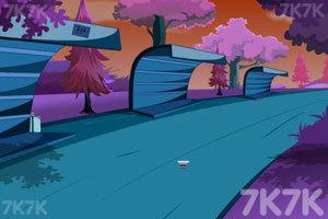 《救援小鸡》游戏画面3