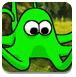 救援绿色章鱼