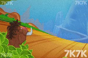 《森林动物运动会无敌版》游戏画面2