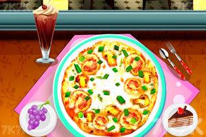 《美味奶酪披萨》游戏画面1