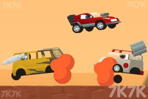 《疯狂轿车逃亡3》游戏画面3