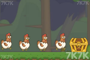 《史诗级老母鸡》游戏画面4