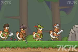 《史诗级老母鸡》游戏画面6