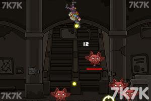 《害虫猎人2无敌版》游戏画面5