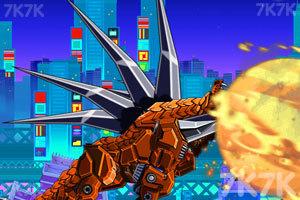 《组装机械刺龙》游戏画面2