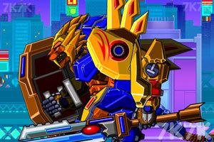 《组装机械狮心英雄》游戏画面3
