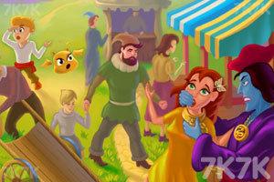 《乔和莫莫》游戏画面4