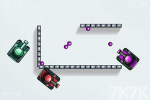 《坦克动荡加强版》游戏画面1