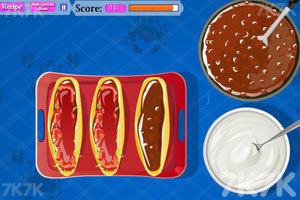 《制作美味玉米饼》游戏画面4