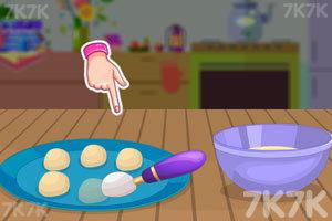 《巧克力花生饼干》游戏画面2