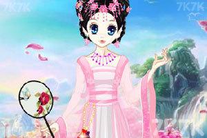 《森迪公主的古代打扮》游戏画面2