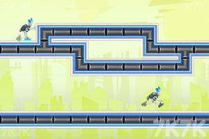 《机器人快跑3》截图3