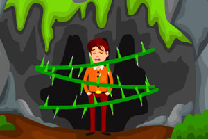 《逃离猎豹山洞》游戏画面1