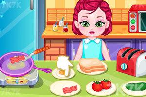 《宝贝做早饭》截图6