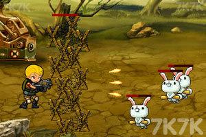 《英雄守望者》游戏画面3