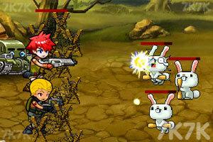 《英雄守望者》游戏画面5