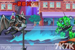 《狂暴重装机甲2无敌版》游戏画面2