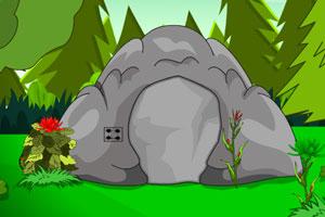 《洞穴逃跑》游戏画面1