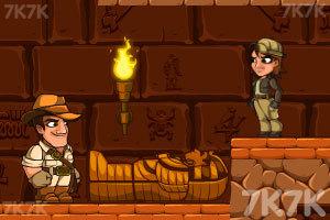 《埃及古墓探险》游戏画面3