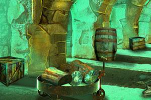 《地下城堡逃生》游戏画面1