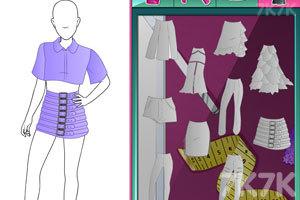 《时尚工作室的麦莉》游戏画面4
