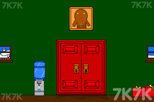 《姜饼人逃脱》游戏画面3