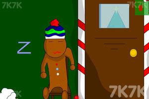 《姜饼人逃脱》游戏画面1