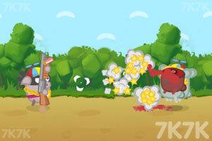 《豪猪战地鼠》游戏画面3