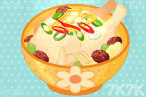 《厨师阿sue之人参鸡汤》游戏画面1