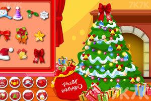 《苏菲亚的圣诞派对》游戏画面3