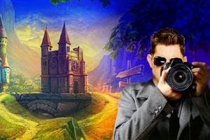 《古堡调查》游戏画面1