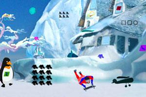 《冰雪城堡逃生》游戏画面1