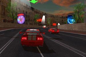 《极速跑车竞速赛》游戏画面1