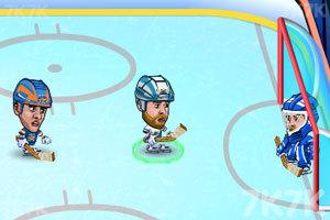 《冰球传奇》游戏画面3