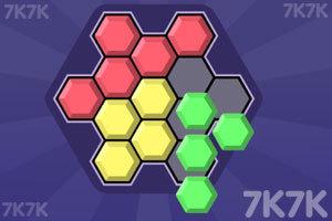 《六角拼盘》游戏画面6